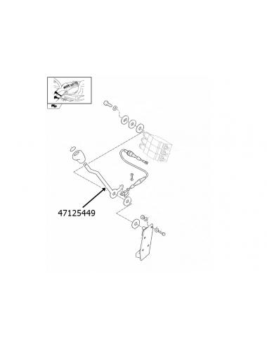 Leva per distributore New Holland - cod 47125449