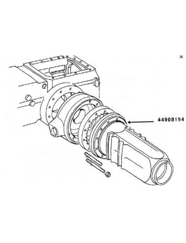 Coperchio riduttore laterale New Holland - cod 44908154