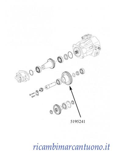 Ingranaggio New Holland - cod 5195241