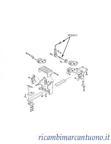 Sensore New Holland -  cod 9820913