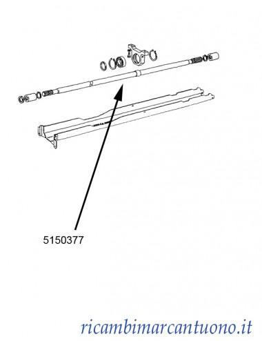 Albero di trasmissione New Holland - cod 5150377