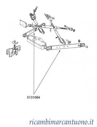 Braccio di sollevamento New Holland - cod 5131564
