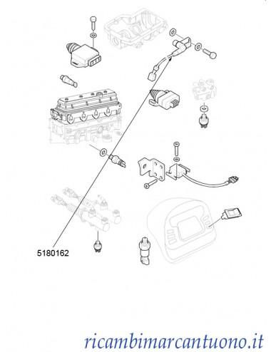 Sensore New Holland - cod 5180162