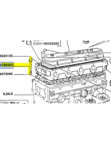 bullone cod- 4796457 ricambio originale CNH