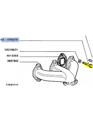 vite cod- 4799275 ricambio originale CNH
