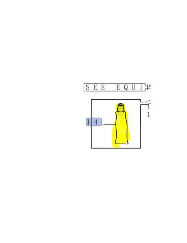 Mastice cod - 2010702 ricambio originale CNH
