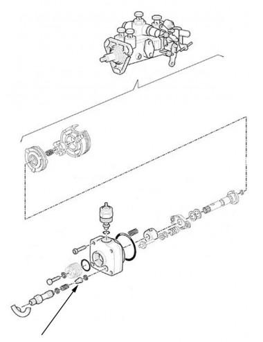 Valvola idraulica pompa iniez. New Holland - cod 9967570[:en]Valvola idraulica pompa iniez. New Holland -cod 9967570