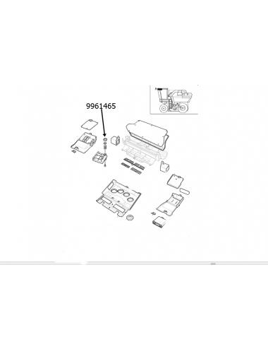 Blocchetto trascinamento condizion. New Holland - cod 9961465