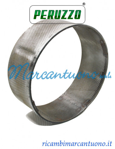 Vaglio in acciaio inox  B10/R75 Peruzzo - cod 01070538