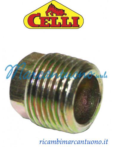 Tappo 1/2 gas conico TE Celli - cod 022018
