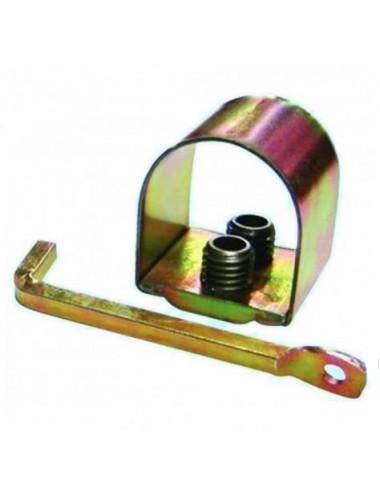Anello per manico tubo acciaio c/chiave Angelo B. - cod 8005869150523