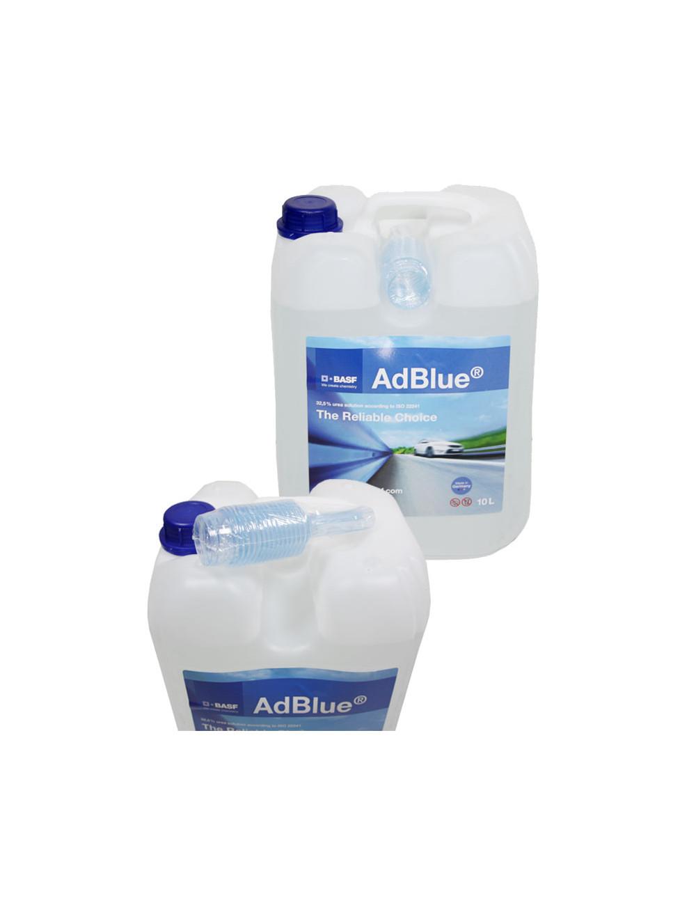 Liquido AdBlue Basf 10 litri - AD-BLUE10LT
