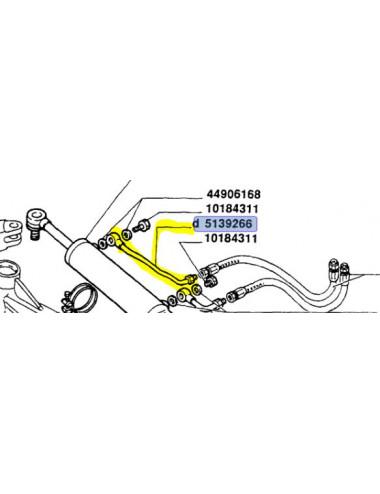 Tubo rigido cod- 5139266 ricambio originale CNH