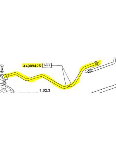 Tubo rigido cod- 44909426 ricambio originale CNH