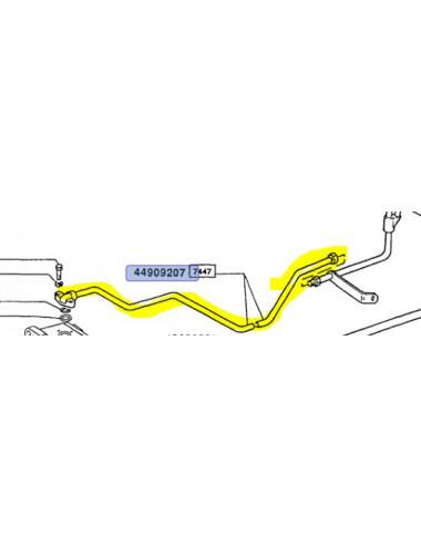 Tubo rigido cod- 44909207 ricambio originale CNH