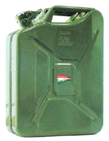 Canestro tanica in acciaio inox capacità litri 10 Maestri - cod 1610