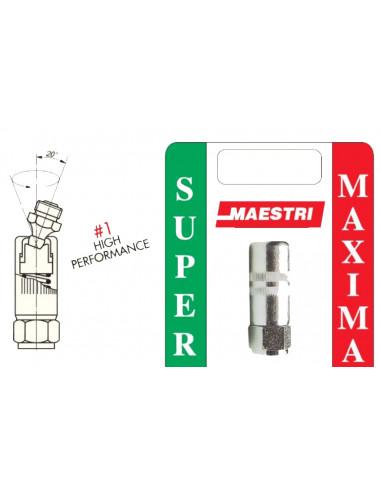 "Testina idraulik a 4 griffe ""SUPER MAXIMA""  Maestri - cod 450"
