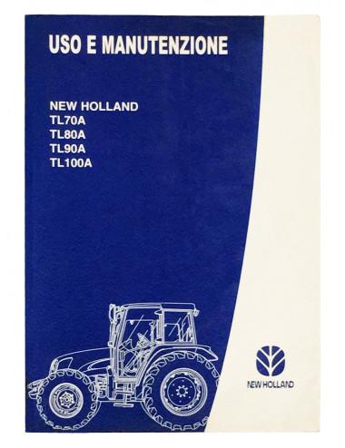 libro uso e manutenzione serie TL - cod 60364600