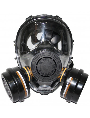 Maschera a raccordo speciale compresi filtri Spring Protezione - cod 150/2