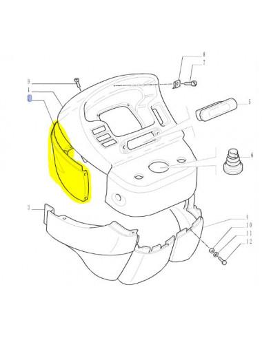 cruscotto CNH - cod 5193131