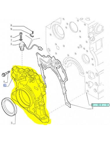 Pompa olio motore New Holland - cod 2830913