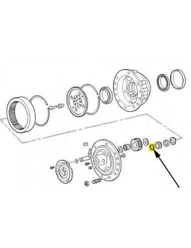 anello elastico New Holland - cod 11067776
