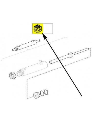 kit guarnizione pistone doppio effetto CNH - cod 47124937