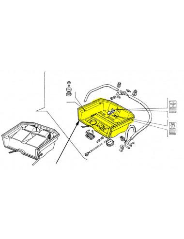 Scatola per impianto riscaldamento New Holland cod 9960727