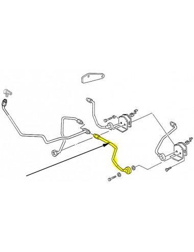 Tubo rigido  per attuatore idraulico New Holland - cod 5164131