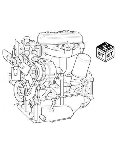 Serie guarnizioni motore New Holland - cod 1940073