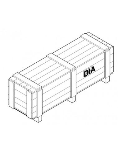 Dia Kit Tractor II distributore completo codice 710311720 Ricambio Originale CNH