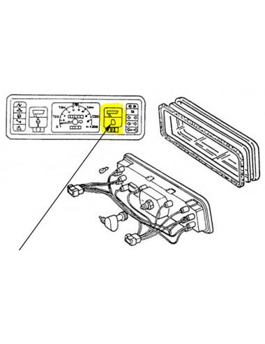 Manometro gasolio New Holland - cod 5112080