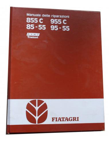 Manuale riparazione Fiat agri 855C - 955C