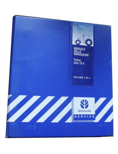 Manuale riparazione serie TS-A