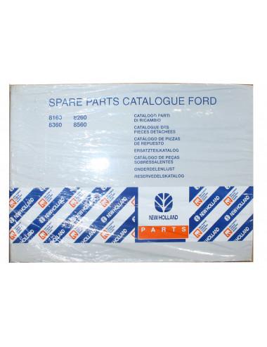 Manuale riparazione per Ford 8160 - 8260 - 8360 - 8560