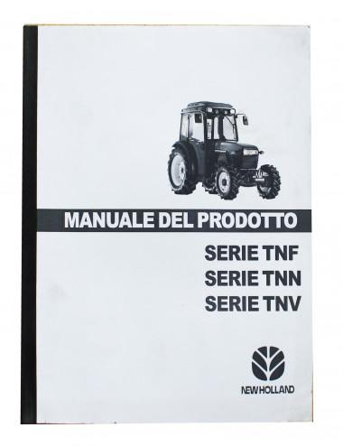 manuale prodotto serie TNF - TNN- TNV