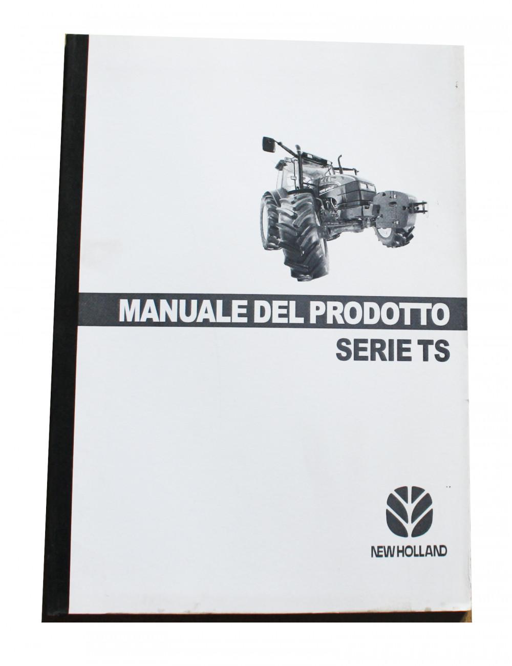 manuale prodotto serie TS
