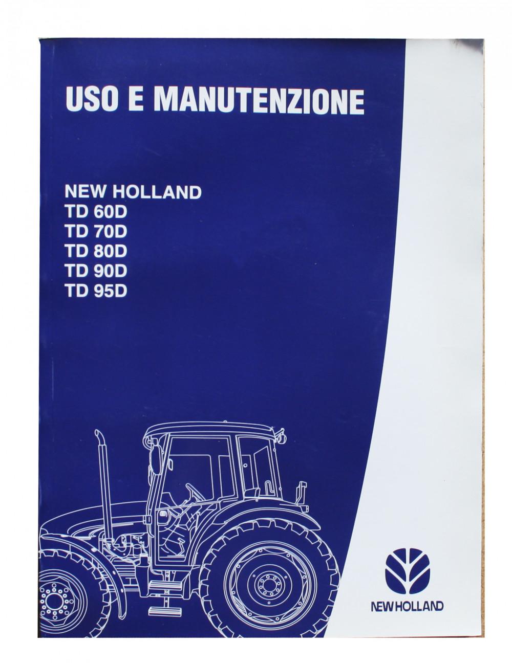 manuale uso e manutenzione per serie TD
