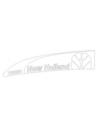 Decalcomania lato destro per T6050 New Holland - cod 87543324