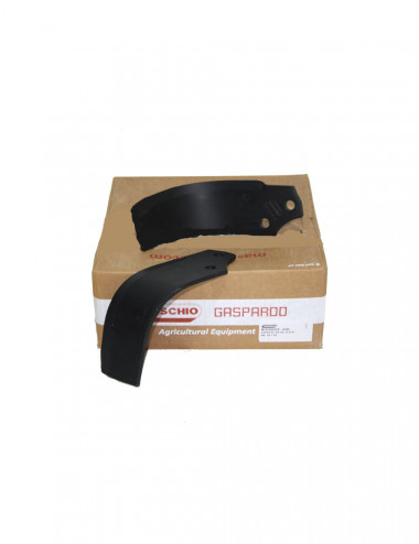 Zappe curve per fresa Maschio 80x7 - cod M19100423R / M19100424R