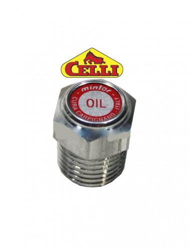 Tappo 1/4 GAS conico Celli - cod 022060