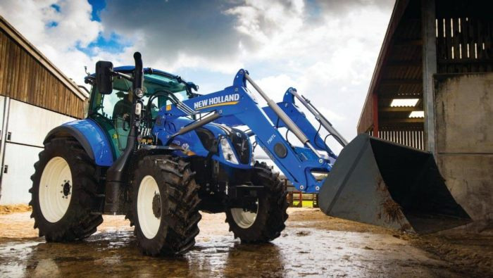 New Holland: annunciati i nuovi T5 Dynamic Command e T5 AutoCommand