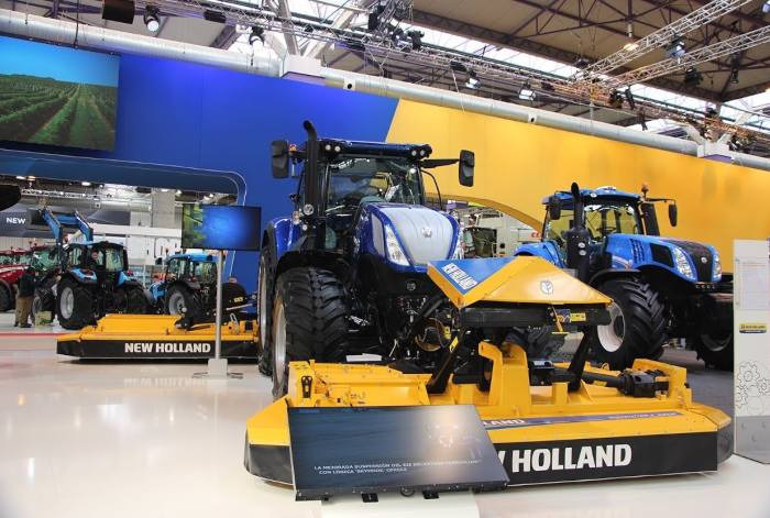 FIMA | New Holland da record: 6 riconoscimenti al Technical Novelties